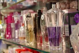 pólka z perfumami